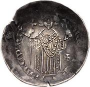 Bezant - Henry II – reverse