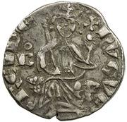 ½ Gros - Hugh IV – obverse