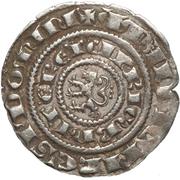 ½ Gros - Amaury (Nicosia mint) – obverse
