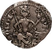 ½ Gros - Peter II – obverse
