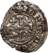½ Gros - Peter II – reverse