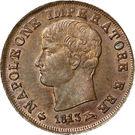 1 Centesimo - Napoleon I – obverse