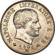 2 Lire - Napoleon I – obverse