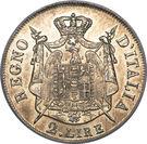 2 Lire - Napoleon I – reverse