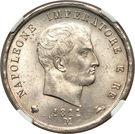 5 Lire - Napoleon I – obverse