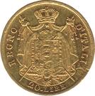 20 Lire - Napoleon I – reverse