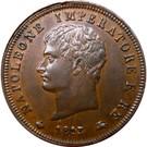 1 Soldo - Napoleon I – obverse