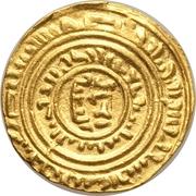"Bezant ""Saracen"" - Anonymous (Crusader imitation - 1st type - Tyre) – obverse"