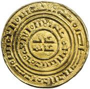 "Bezant ""Saracen"" - Anonymous (Crusader imitation - 2nd type - Tyre) – reverse"
