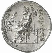 Tetradrachm - Alexander III (Messembria) – reverse