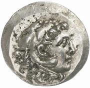 Drachm - Alexander III (Temnos) – obverse