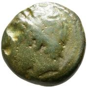 Bronze Æ16 - Philippos II – obverse