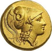 Distater - Alexander III (Aegae) – obverse