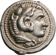Tetradrachm - Alexander III (Ake) – obverse
