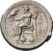 Tetradrachm - Alexander III (Ake) – reverse