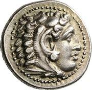 Drachm - Alexander III (Miletos) – obverse