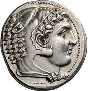 Tetradrachm - Alexander III (Pella) – obverse