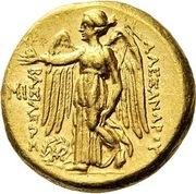 Stater - Seleukos I (Babylon) – reverse