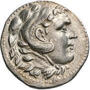 Tetradrachm - Alexander III (Antioch ad Meandrum) – obverse