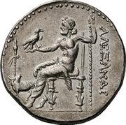 Tetradrachm - Alexander III (Antioch ad Meandrum) – reverse