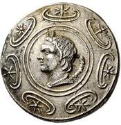 Tetradrachm - Antigonos II Gonatas (Amphipolis) – obverse