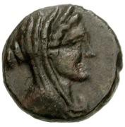 Bronze Æ11 - Ptolemaios Keravnos – obverse