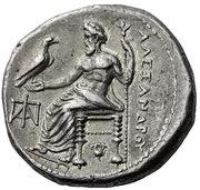 Tetradrachm - Alexander III (Paphos) – reverse