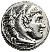 Drachm - Philip III (Side) – obverse