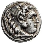 Drachm - Philip III Arrhidaios (Sardes) – obverse