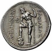 Tetradrachm -Demetrios I Poliorketes (Amphipolis) – reverse