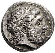 Tetradrachm - Philip III Arrhidaios (Pella) – obverse