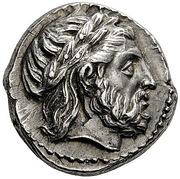 Tetradrachm - Philip III Arrhidaios (Amphipolis) – obverse