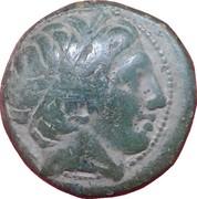 Tetrachalkon - Philippos II – obverse
