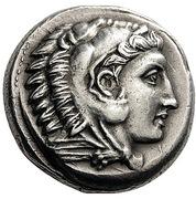 Tetradrachm - Alexander III (Uncertain Macedonian mint) – obverse
