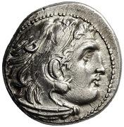 Drachm - Philip III Arrhidaios (Magnesia ad Meandrum) – obverse