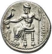 Drachm - Philip III Arrhidaios (Magnesia ad Meandrum) – reverse