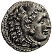 Drachm - Demetrios I Poliorketes (Miletos) – obverse