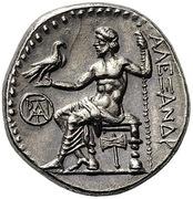 Drachm - Demetrios I Poliorketes (Miletos) – reverse