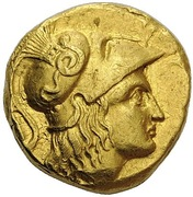 Stater (Uncertain eastern mint) – obverse
