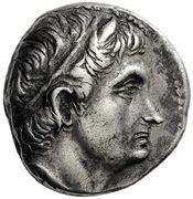 Drachm - Demetrios I Poliorketes (Ephesos) – obverse