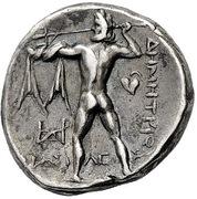 Drachm - Demetrios I Poliorketes (Ephesos) – reverse