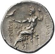 Tetradrachm - Alexander III (Kallatis) – reverse