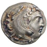 Drachm - Alexander III (Chios) – obverse