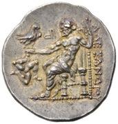 Drachm - Alexander III (Chios) – reverse