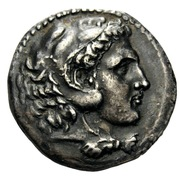 Tetradrachm - Alexander III (Uncertain mint in Greece or Macedon) – obverse