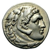Tetradrachm - Alexander III (Mesembria) – obverse