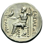 Tetradrachm - Alexander III (Mesembria) – reverse