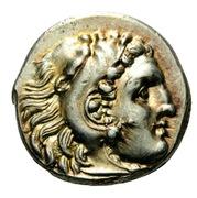 Drachm - Philip III (Lampsakos) – obverse