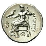 Drachm - Philip III (Lampsakos) – reverse