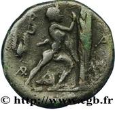 Dichalque d'Antigone II Gonatas – reverse